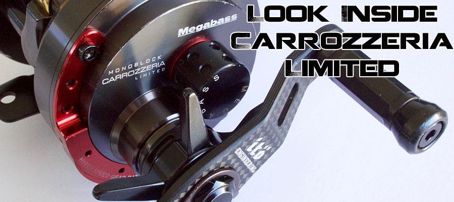 Inside View Megabass Carrozzeria Limited_UNE