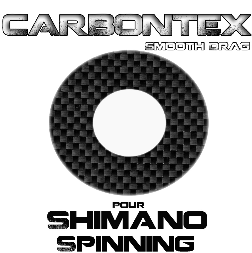 Frein Carbontex pour Shimano Spinning